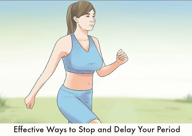 Effective Ways to Stop and Delay Your Period