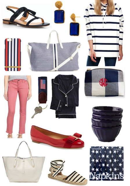 memorial day and 4th of july outfit ideas