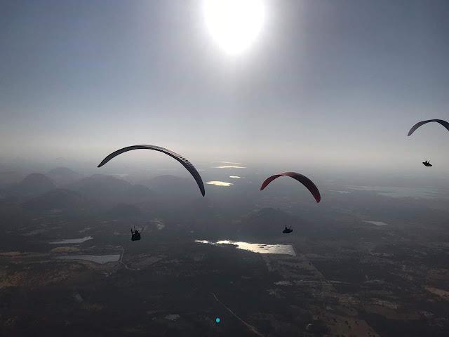 Temporada de voo livre em Patu/RN