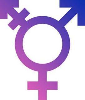 Símbolo del tercer género
