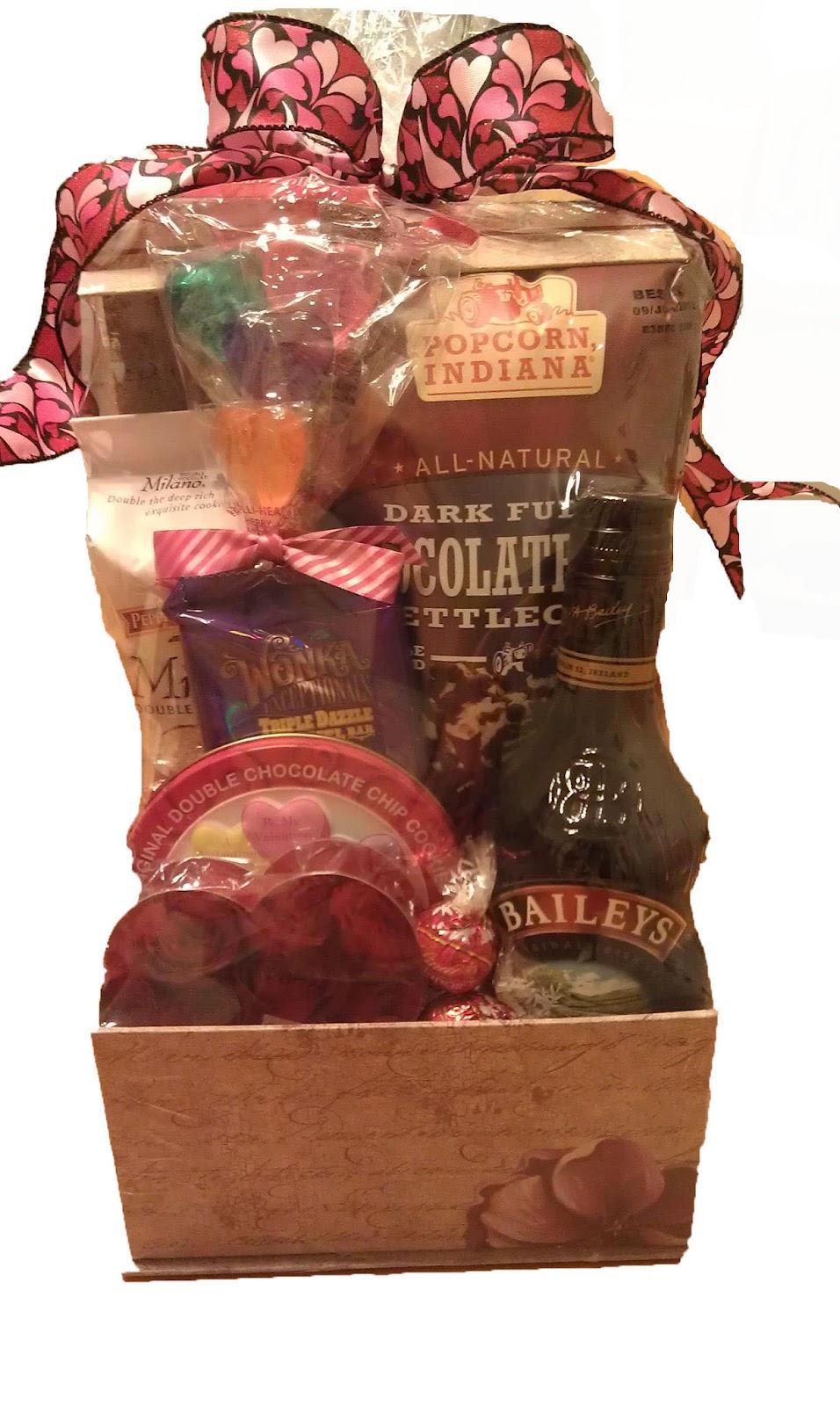 Custom Baskets Amp Gifts By Debi