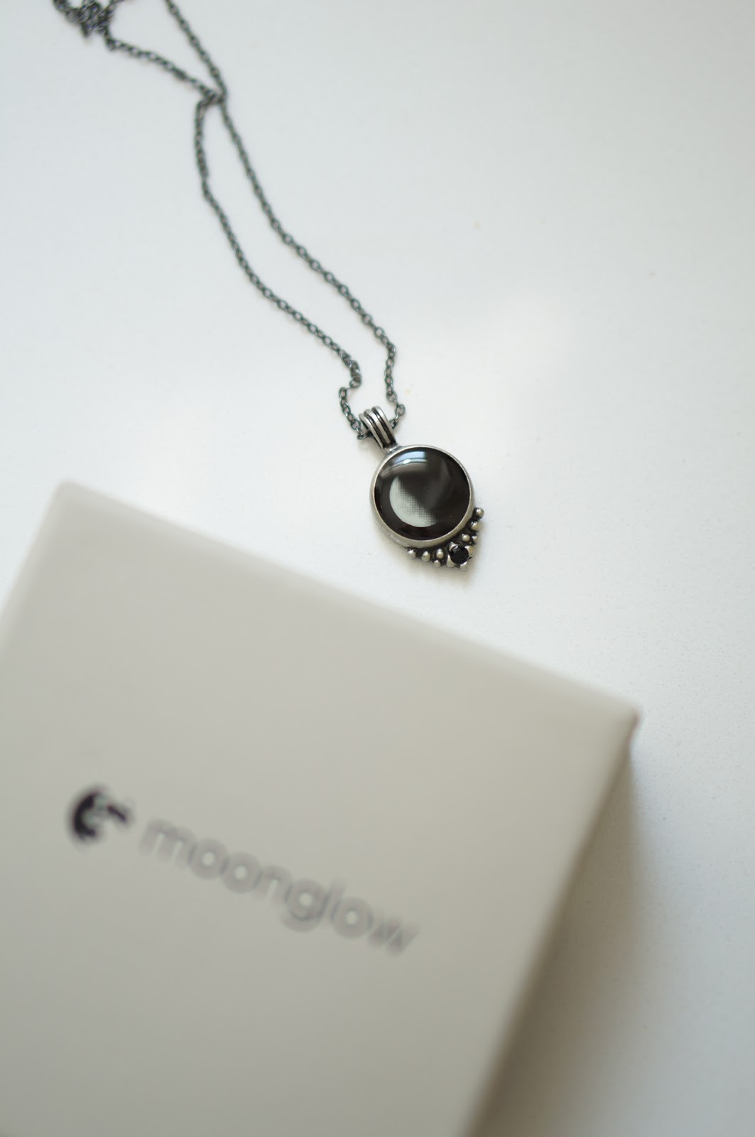 CUSTOM MADE JEWELRY | MOONGLOW NECKLACE - Rebecca Lately