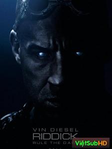 Riddick Thống Lĩnh Bóng Tối
