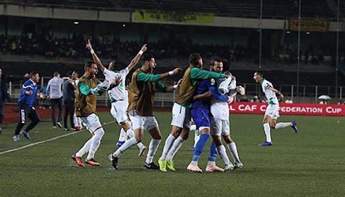 الجامعة الملكية المغربية لكرة القدم تهنىء الرجاء