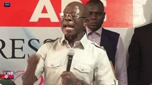 OSHIOMHOLE SCHEDULE TO MEET PARTY LEADERS OVER FESTERING FRUSTRATION IN EDO