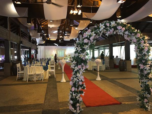 Mencari lokasi dan pakej kahwin di Putrajaya
