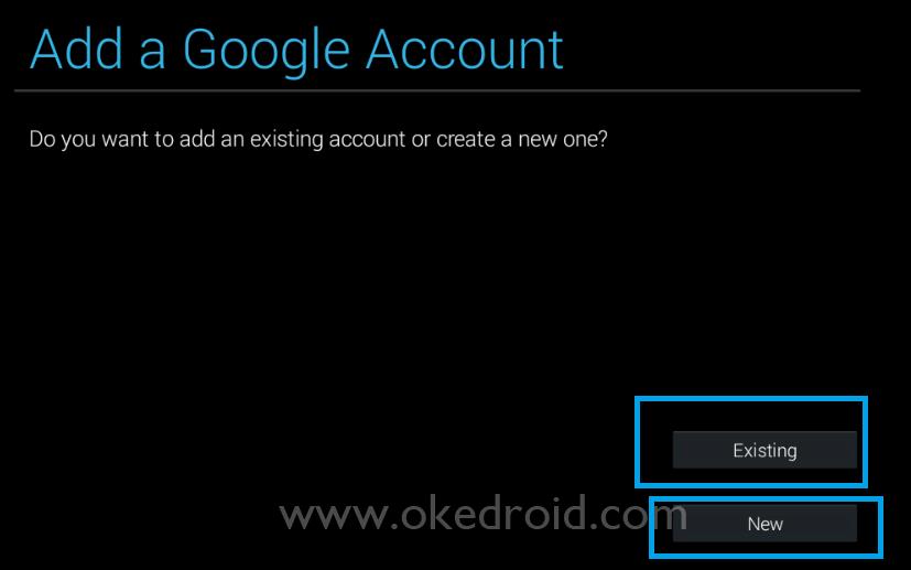 Akun Google Baru