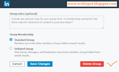 How To Remove Linkedin Group 4