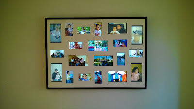 Custom Photo Frame Display From Multiple Android Tablets