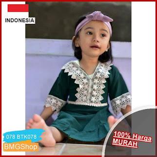 BTK078 Daster Arabia Anak 2 8th BMGShop