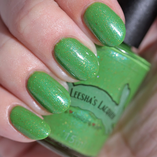 Leesha's Lacquer Caramel Apples