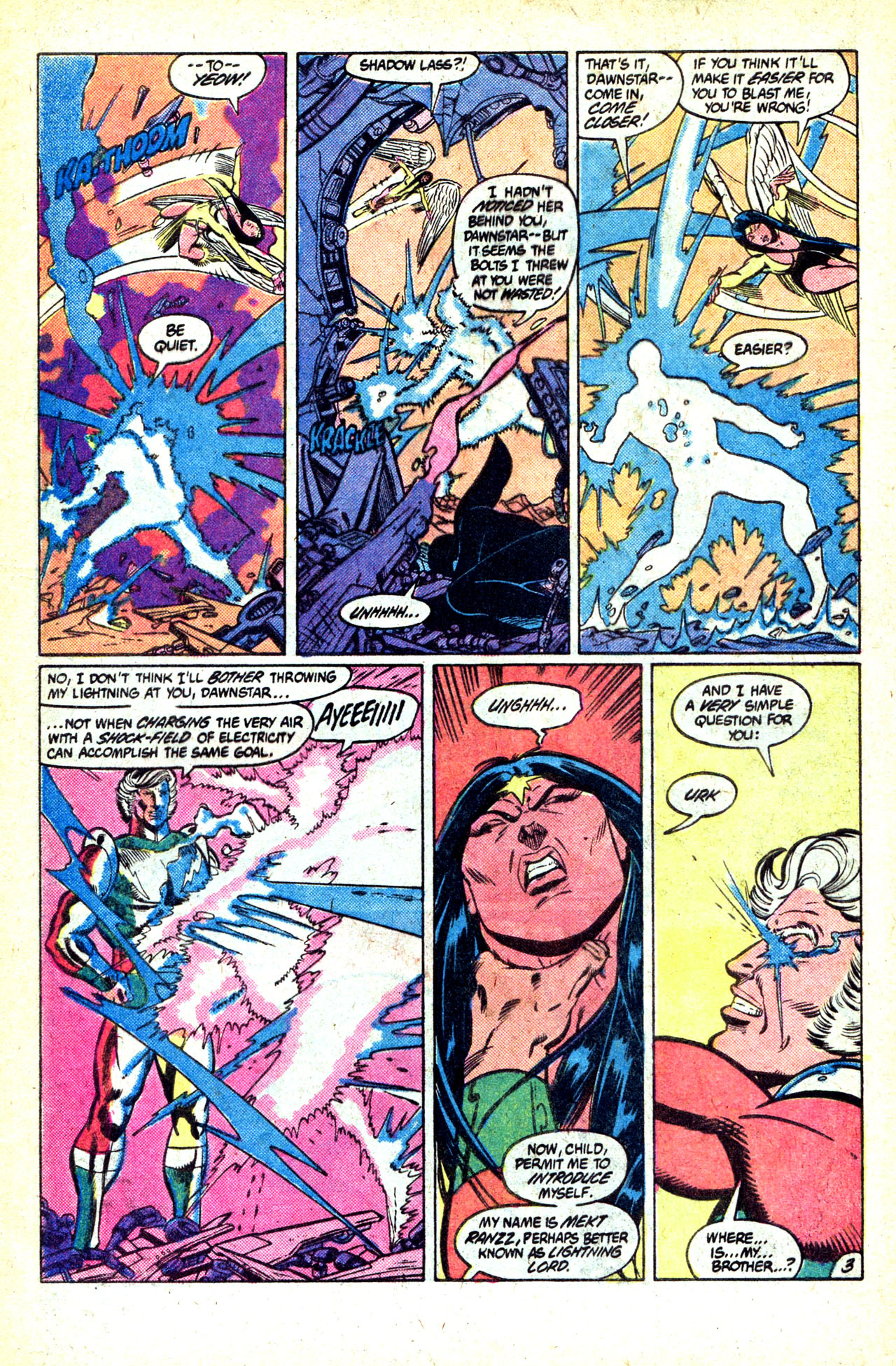 Legion of Super-Heroes (1980) 302 Page 4