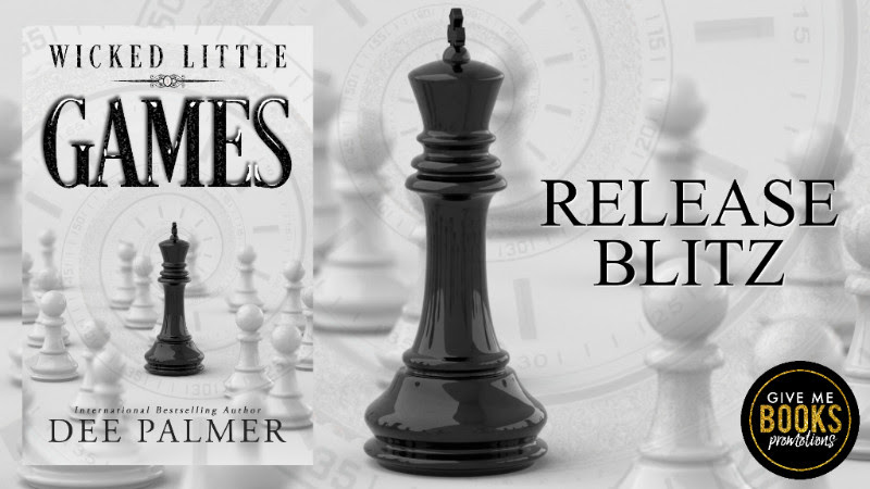 Wicked Little Games Release Blitz