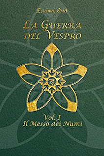 La Guerra Del Vespro: Vol. 1 - Il Messo Dei Numi PDF