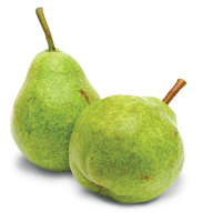 Pears - for weight watchers