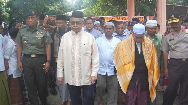 Pola Hubungan Ulama Umara di Aceh