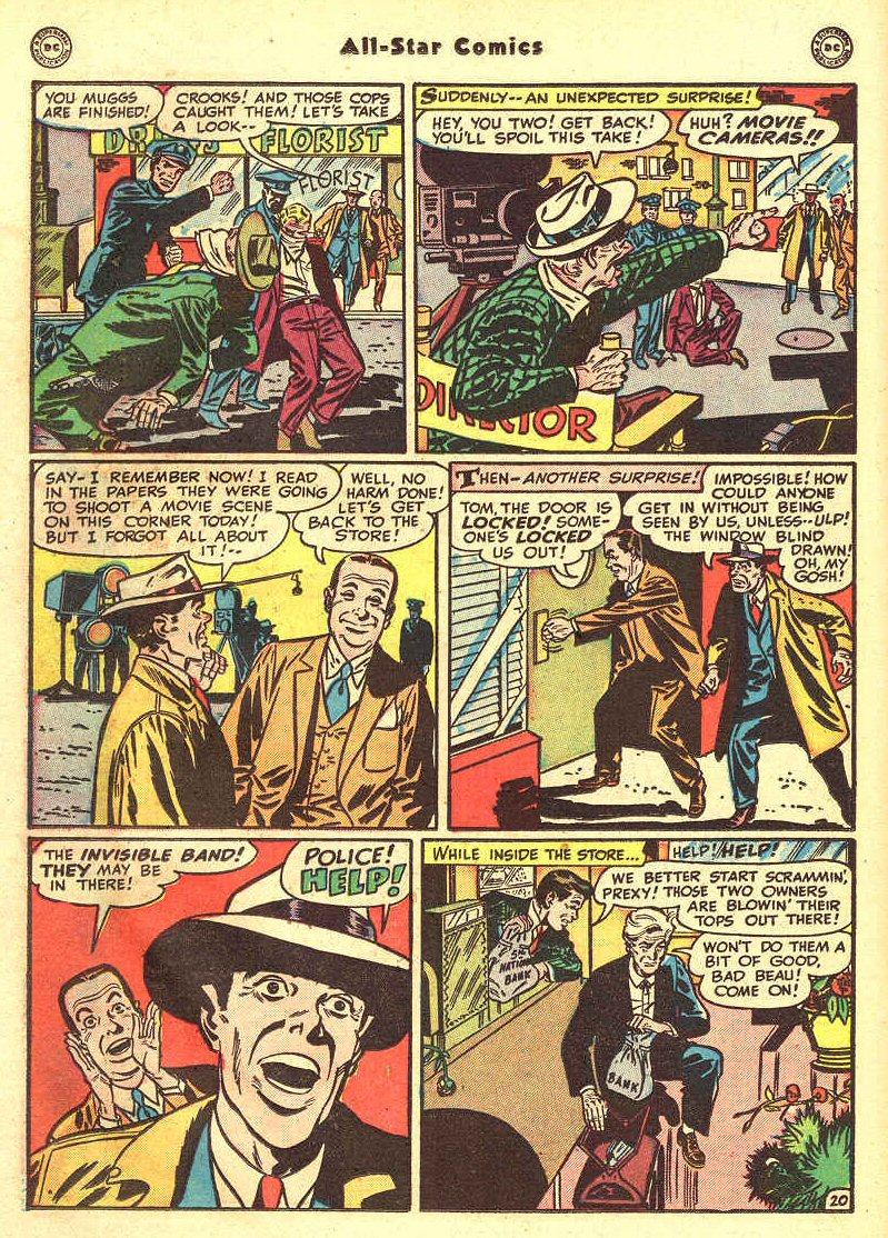 Read online All-Star Comics comic -  Issue #46 - 22