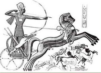 DaRaginCajun: Chariots: The Ancient Vehicles of War