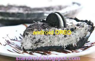 Android versi 8.0 Oreo sebagai penerus Nougat
