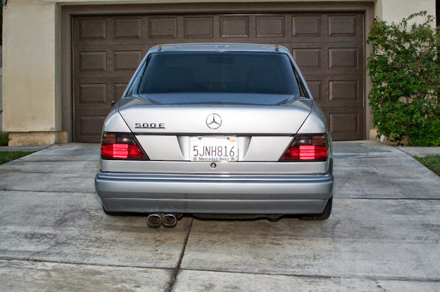 mercedes 500e us for sale