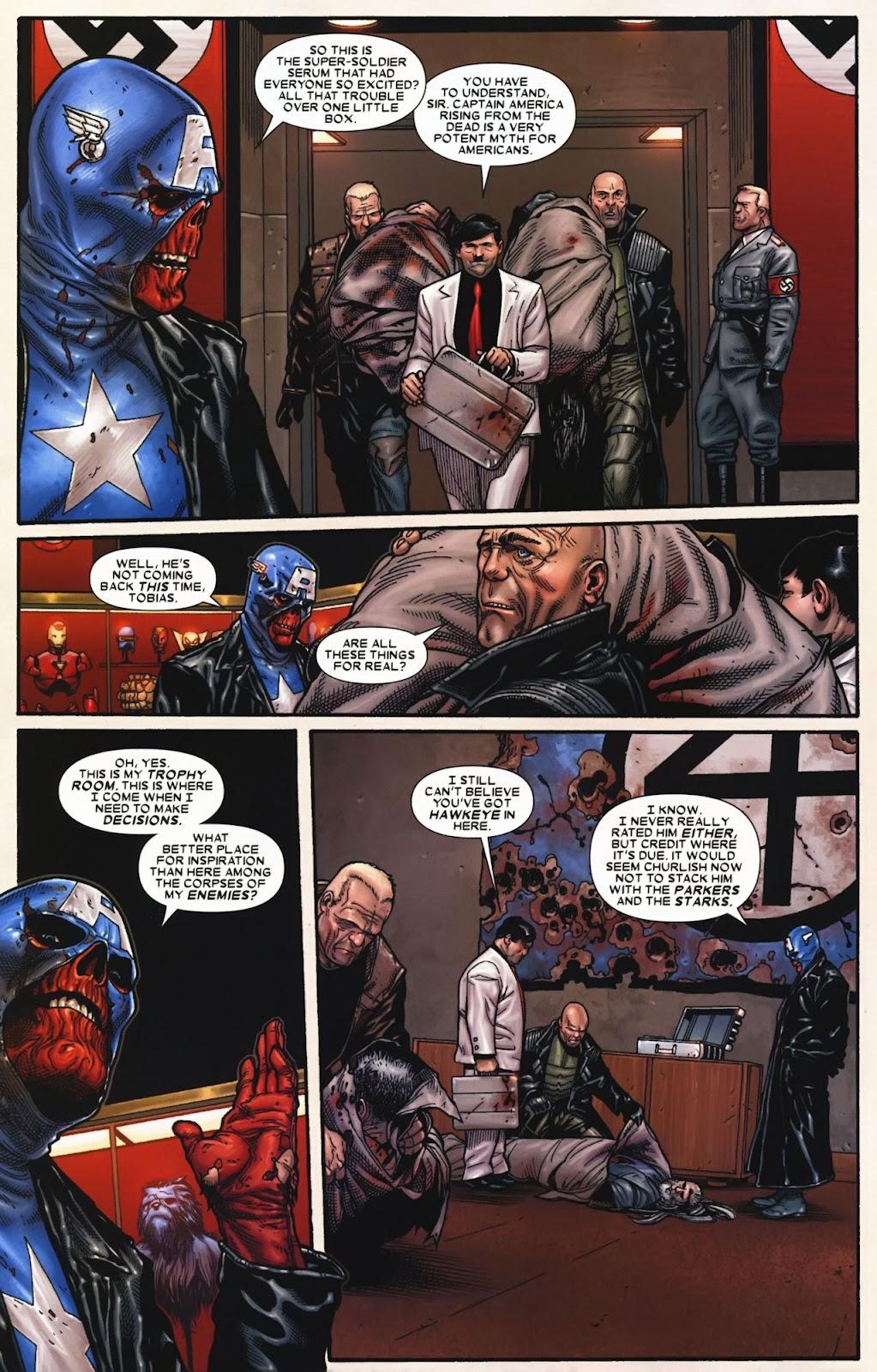 Read online Wolverine (2003) comic -  Issue #72 - 8