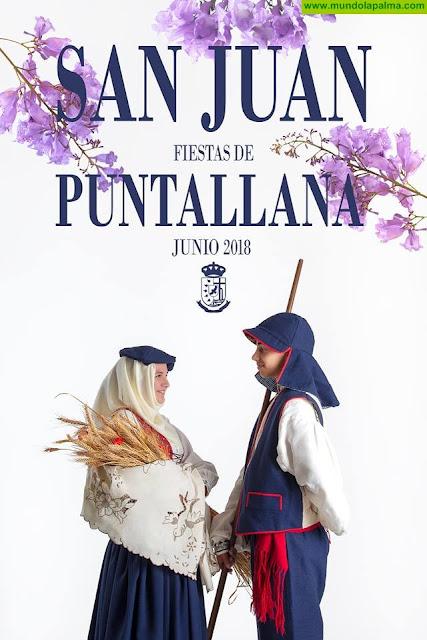 Programa de actos de las Fiestas Patronales 2018 Puntallana