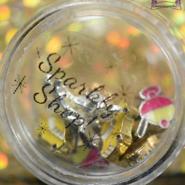 The Sparkly Shop Nail Charms