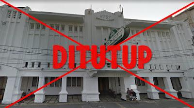 Pemprov DKI Jakarta Resmi Tutup Permanen Diskotik Megah Kota Tua