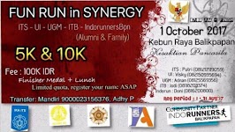 Fun Run in Synergy • 2017