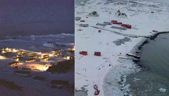 İzole Edilmiş Topluluk: Villa Las Estrellas, Antarktika