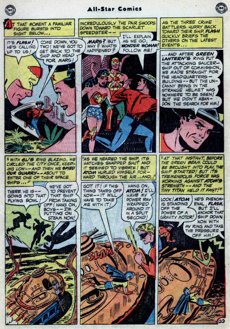 Read online All-Star Comics comic -  Issue #55 - 25