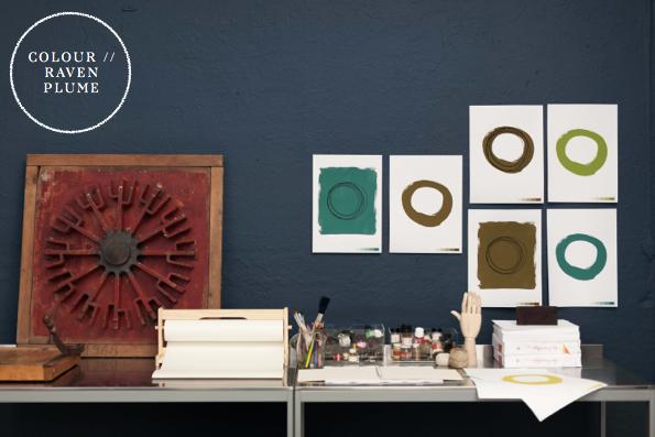 Rooms: Dulux Colour Trend: Home Factory