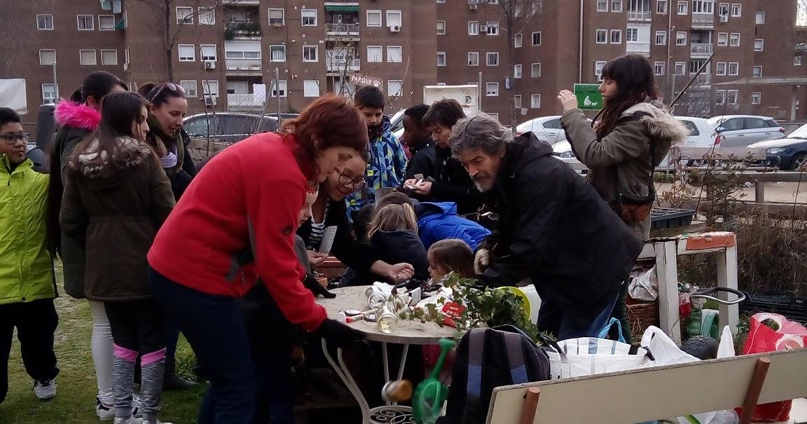 El huerto de la alegr a for Vivero los penotes
