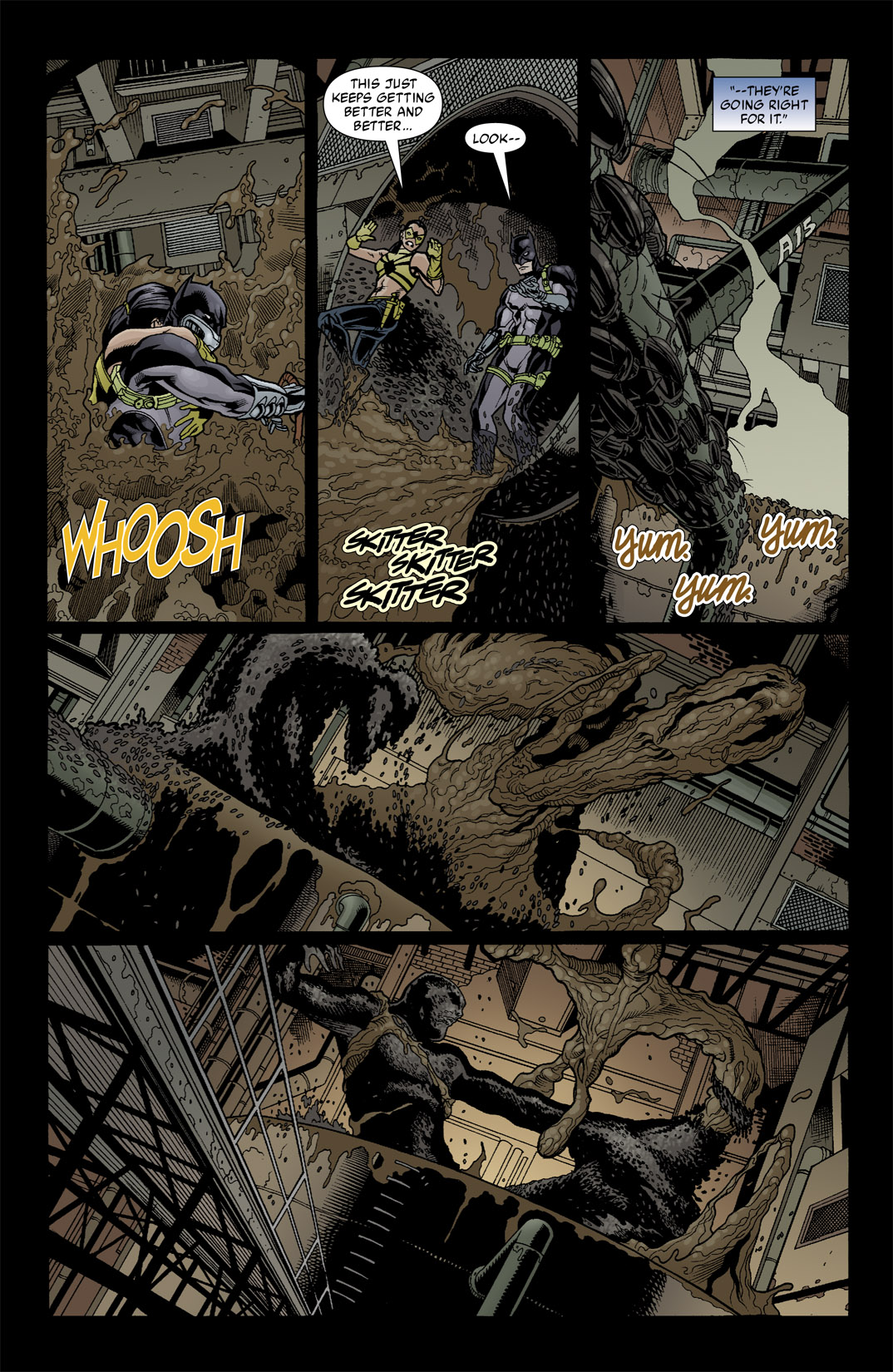 Detective Comics (1937) 795 Page 19