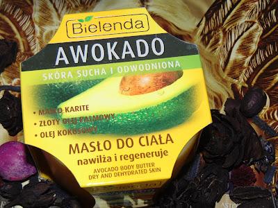 Bielenda, Masło do ciała Awokado