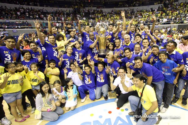 PBA, championships, sweeps, Philippine Basketball Association