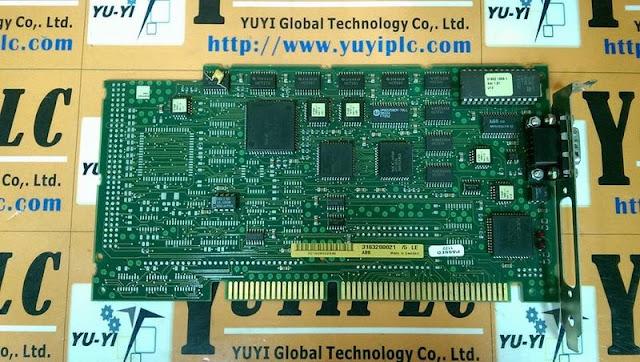 ABB 3183200021 /5 LE CONTROLLER BOARD CARD