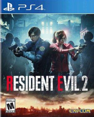 Resident Evil 2 Arabic