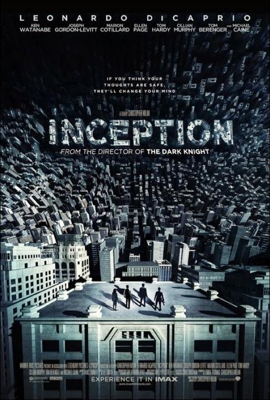 Cartel de Inception