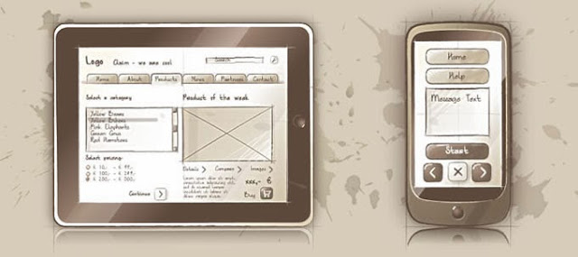 Free Wireframe Templates – A Helping Tool for Developers and Designers