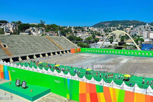 Archery PyeongChang Olympics 2018 Schedule