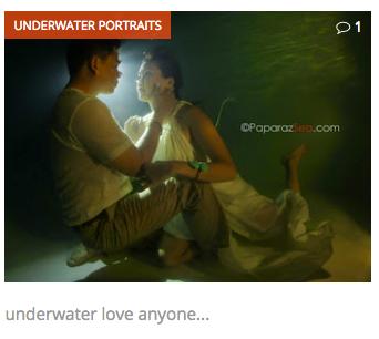 Jun V Lao, Underwater Photography