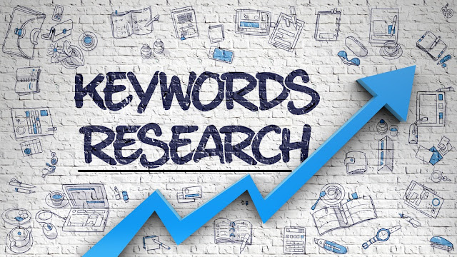Keywords Research for Optimization of Website