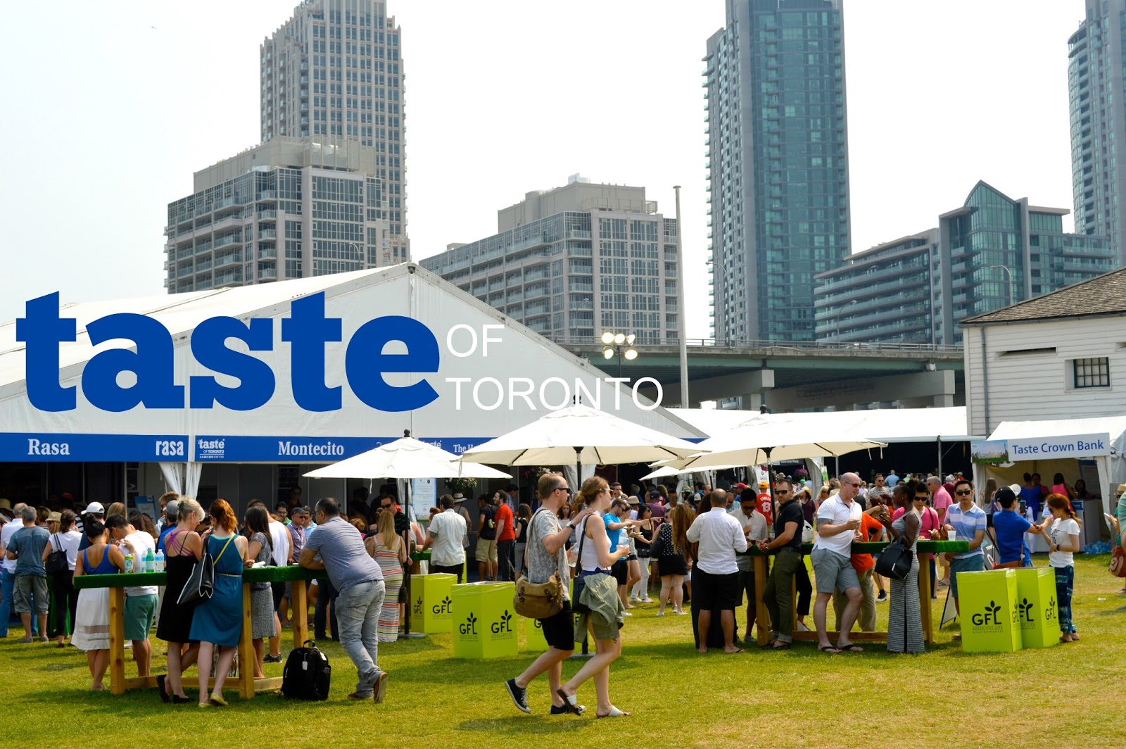 taste of toronto review