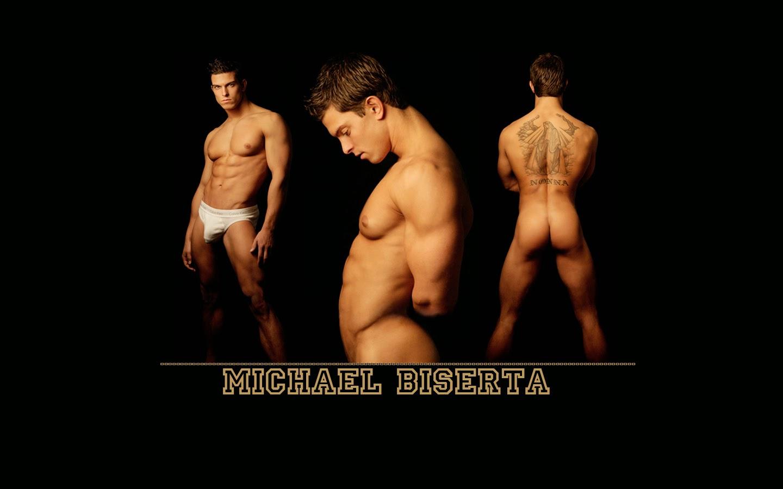 Consider, that Michael biserta nude penis