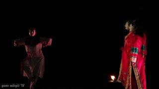 Drama Perjalanan I Tsing di Borobudur Writers And Cultural Festival 2018