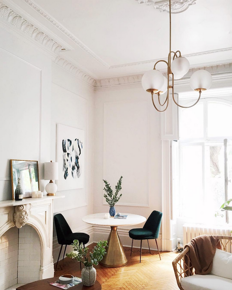 Lauren Maclean's Beautiful, New, Montreal Home