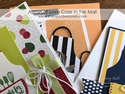Apron of Love Class in the Mail