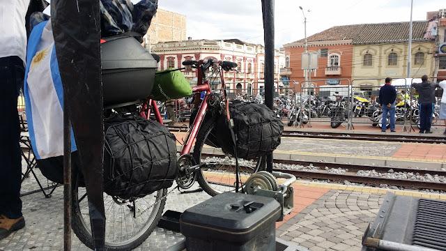 Unos días por Riobamba