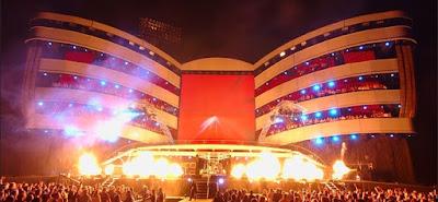 konser panggung musik paling laku menguntungkan